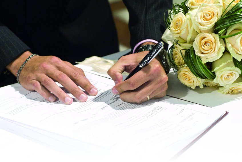Matrimonio civile guida e consigli per i futuri sposi for Differenza unione civile e matrimonio