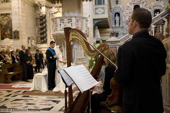 Matrimonio In Musica : La musica nel matrimonio religioso sposi in sardegna