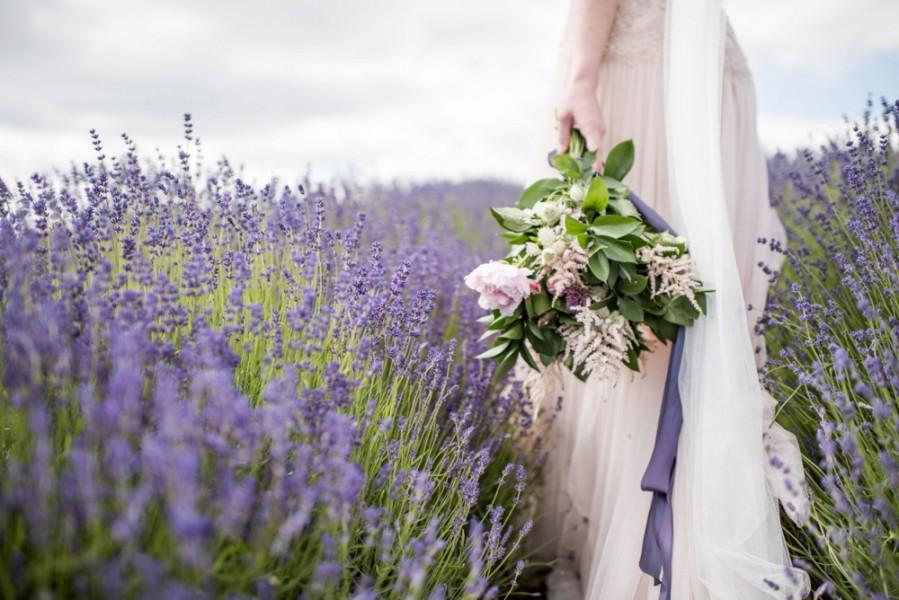 Favoloso Matrimonio tema lavanda - Sposi in Sardegna - Rivista per il  WE52