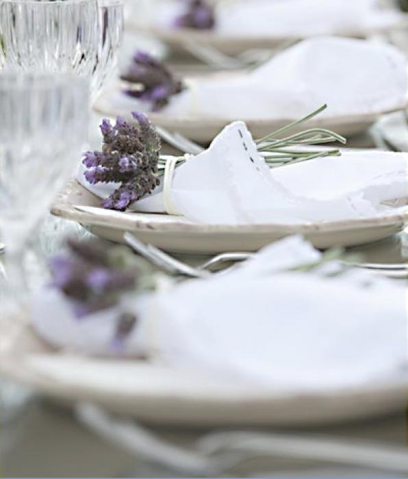 abbastanza Matrimonio tema lavanda - Sposi in Sardegna - Rivista per il  JZ57