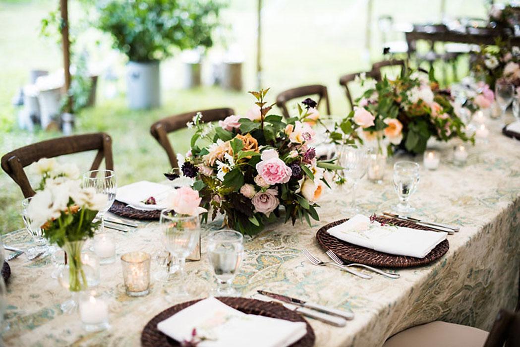 Foto Matrimonio Bohemien : Wedding trend il matrimonio romantico in stile boho chic