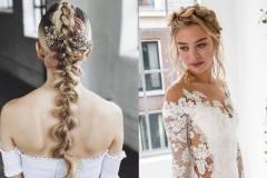 Capelli-sposa-2018-trecce-acconciatura-tendenze-moda