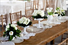 Ruffled-Blog_lace-doilies-table-runner-wedding-ideas1