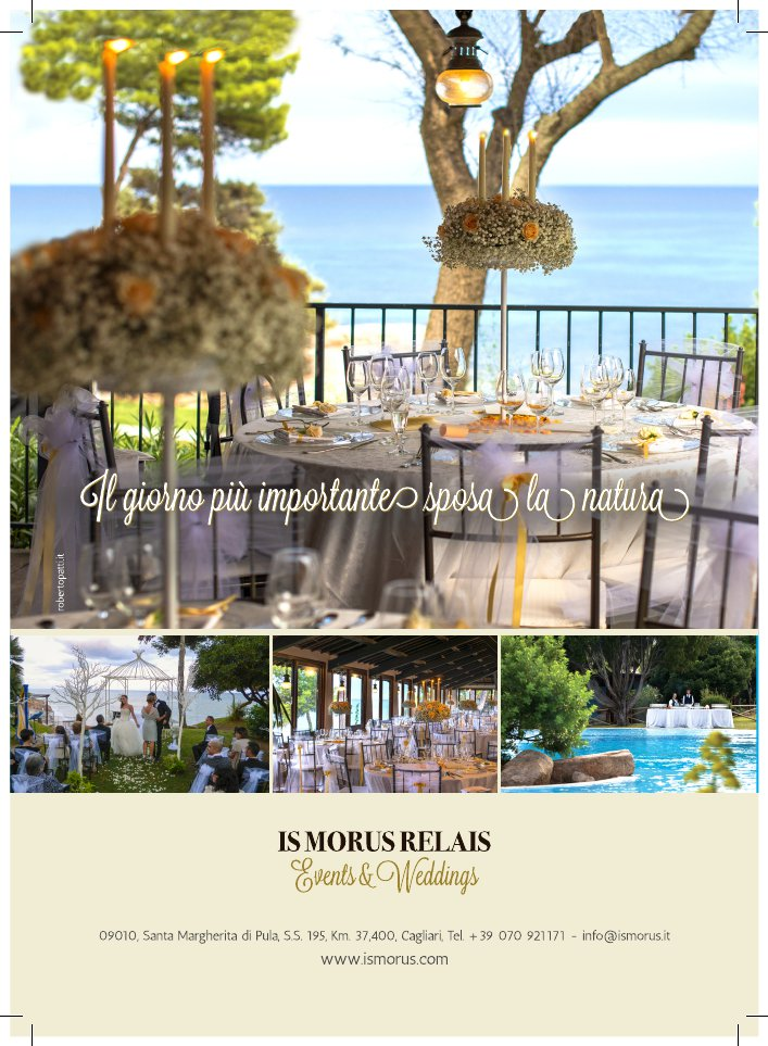 79d610b2658c Sposarsi in spiaggia - Sposi in Sardegna - Rivista per il matrimonio in  Sardegna