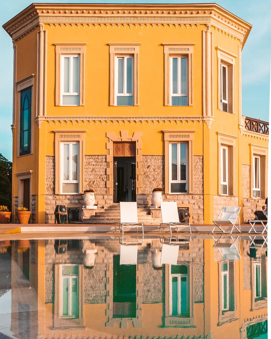Hotel Villa Mosca